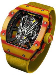 Richard Mille RM 27–03 Rafael Nadal Shock Resistance 10 000G