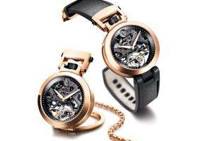 Bovet, часы Ottanta Due
