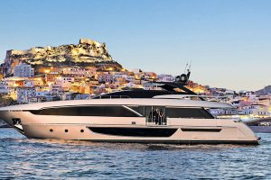 Яхта Riva 100' Corsaro