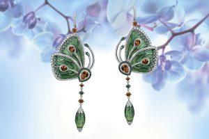 Jacob&Co, коллекция Papillon