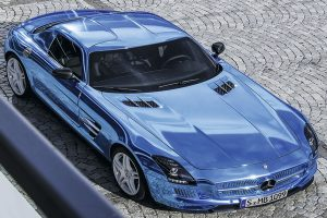 SLS AMG Coupe Electric Drive 2014