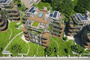 Апартаменты Kaasgraben-Residenzen