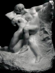 Огюст Роден. «Поцелуй». 1882–1889 гг.