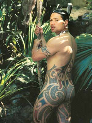 Абориген Maori