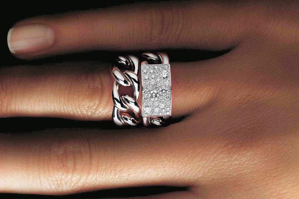 Кольца Dior
