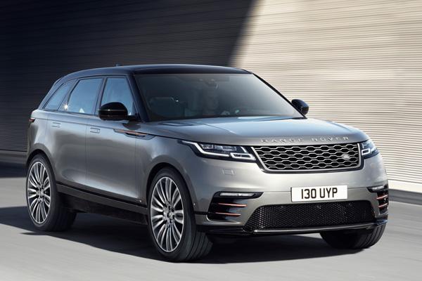 Автомобиль Range Rover Velar