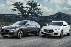 Автомобиль Maserati Levante