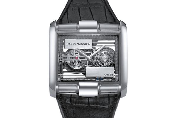 Часы Harry Winston