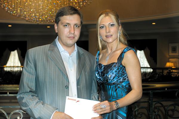 Алексей и Наталья Морщагины