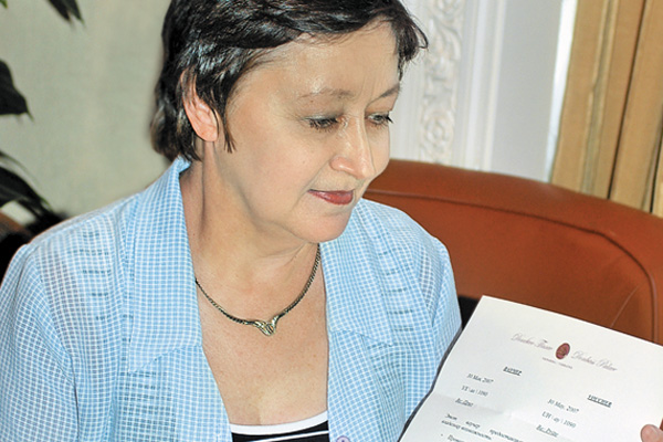 Галина Кравченко