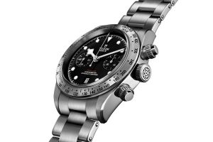 Часы Tudor Heritage Black Bay Chrono