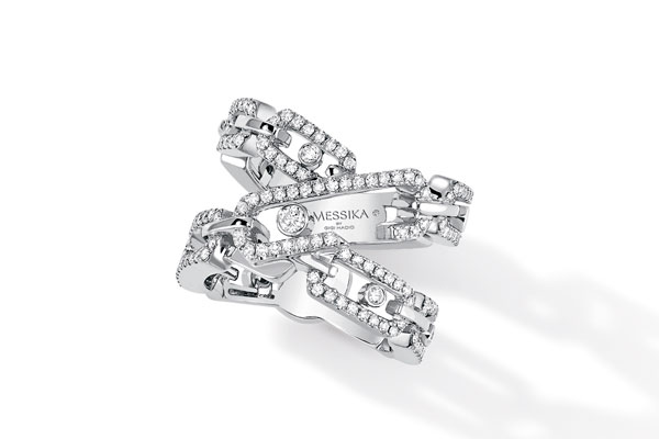 Messika, коллекция Move High Jewelry Addiction