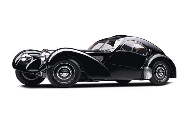 Bugatti Type 57SC Atlantic Coupe