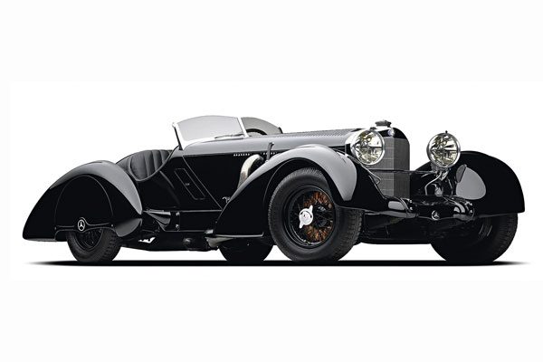 Mercedes-Benz SSK «Count Trossi»