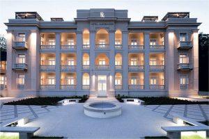 Отель Aleksander