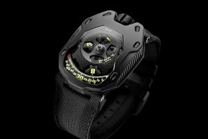 Urwerk UR‑105 TA All Black