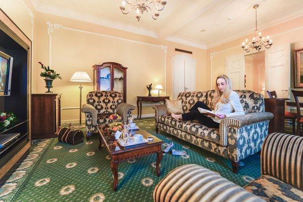 Отель Carlsbad Plaza Spa&Wellness