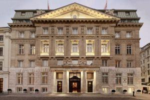 Отель Park Hyatt Vienna